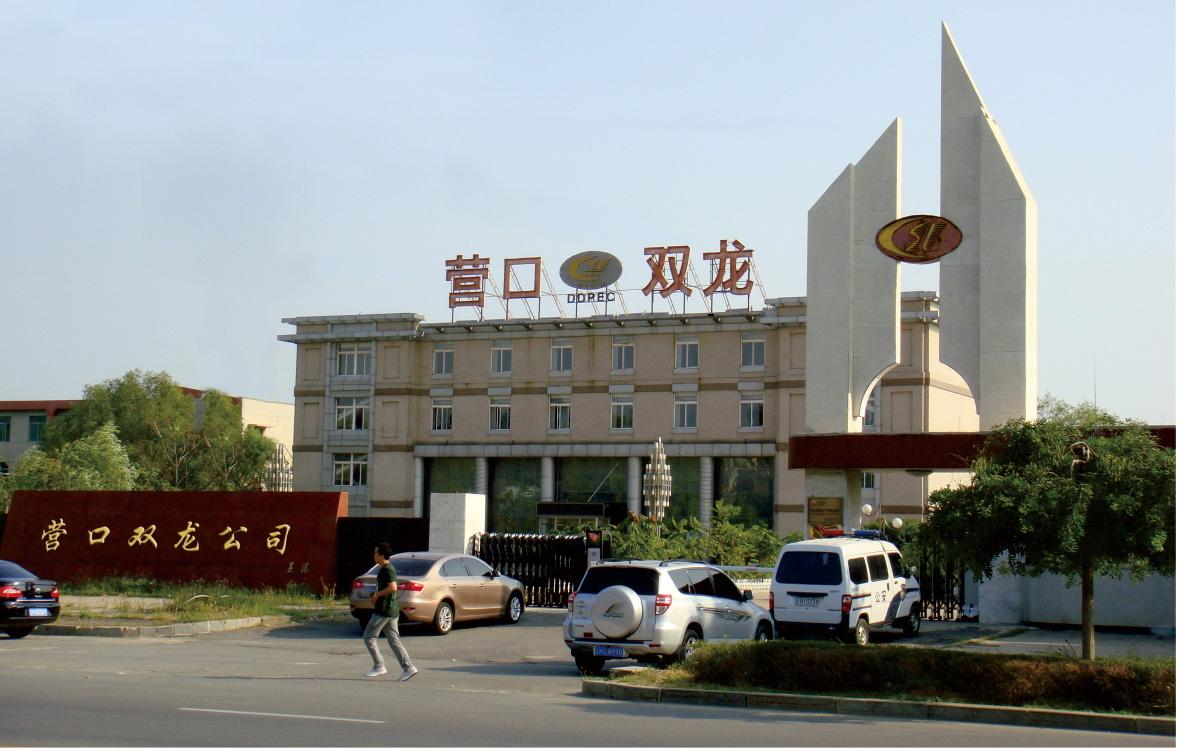 營口(中國石油)雙龍石油器材有限公司