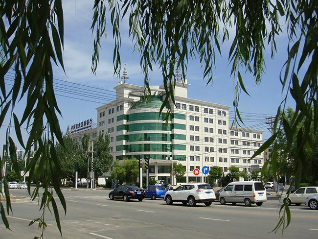 營口國稅局直屬機構綜合辦公樓